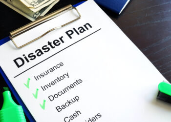 Financial safety is an important part of disaster preparedness